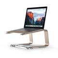 Griffin Elevator Desktop Stand for Laptops, Gold - Elegant desktop stand for laptops