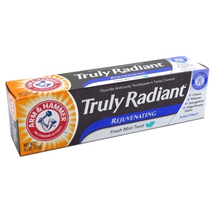 Arm & Hammer Toothpaste Truly Radiant Rejuvenating 4.3oz