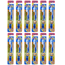 Firefly Toothbrush Flashing 1 Min Timer (12 Pieces)
