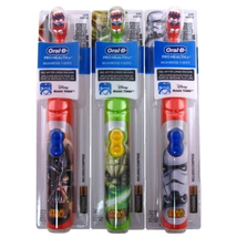 Oral-B Toothbrush Power Disney Star Wars(Timer)(4 Pieces) Assorted