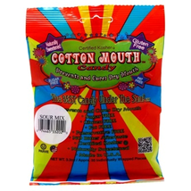 Cotton Mouth Candy Sour Mix Bag 3.3oz