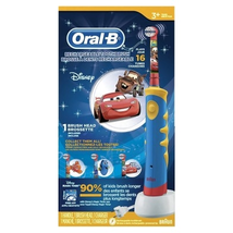 Oral-B Toothbrush Rechargeable Cars Extra Soft