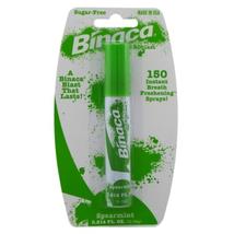 Binaca Breath Spray Spearmint (6 Pieces)