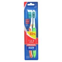 Oral-B Toothbrush Twin Soft Classic (12 Pieces)