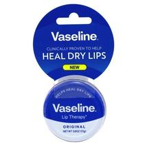 Vaseline Lip Therapy Original 0.6oz Tin Hangtag (8 Pieces)