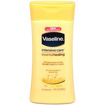 Vaseline Intensive Care Lotion Essential Healing 10oz