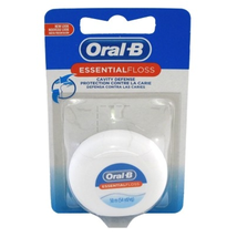 Oral-B 54 Yards Floss Essential Waxed (6 Pieces)