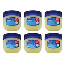 Vaseline Petroleum Jelly 3.75oz Original (6 Pieces)