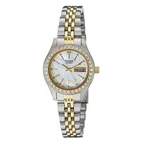 Đồng hồ Citizen Women's Quartz Watch with Crystal Accents, EQ0534-50D