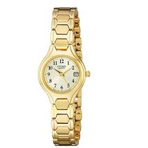 Đồng hồ Citizen Women's Goldtone Easy-Reader Watch