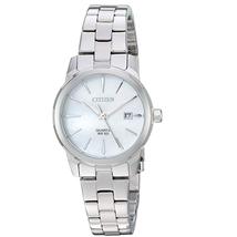 Đồng hồ Citizen Women's ' Quartz Stainless Steel Casual Watch, Color Silver-Toned (Model: EU6070-51D)