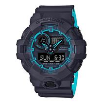 Đồng hồ Casio GA700SE-1A2 Navy Blue 53.4mm Resin G-Shock GA-700 Men's Watch