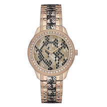 Đồng hồ Guess ladies watch Serpentine W0624L2