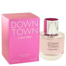Nước hoa nữ Downtown Downtown Calvin Klein 3 oz Eau De Parfum Spray
