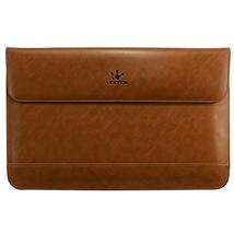 "Bao da Lention Elegant series Sleeve for Macbook Air/Pro/Pro retina 13"" inch BROWN NEW"