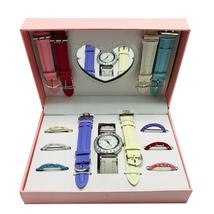 Bộ đồng hồ nữ Fash 6 mặt 6 dây sành điệu B00G26RJ0