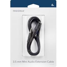 Cáp kết nối Insignia 3.5mm Mini Audio Extention-NEW