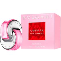 Nước Hoa Nữ Bvlgari Omnia Pink Sapphire 2.2oz Edt Sp ( 65ml )