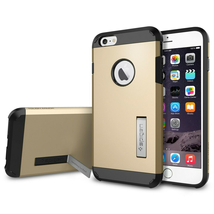 Spigen For Apple iPhone 6 [Tough Armor] Case Stand Cover Kickstand TPU Bumper
