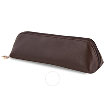Montblanc 2-Pen Leather Pouch in Brown 102426