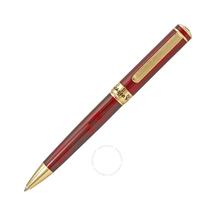 Picasso and Co Red/Gold Ballpoint Pen PS902RDGB