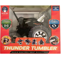 Xe điều khiển xoay 360 độ Thunder Tumbler Radio Control 360 Degree Rally Car