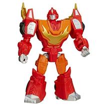 Bộ đồ chơi lắp ráp Hasbro Transformers Hero Mashers Rodimus Figure