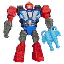 Bộ đồ chơi lắp ráp Hasbro Transformers Hero Mashers Autobot Heatwave Figure