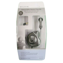 Tai nghe Belkin F8V920-PL-RTC Retractable Hands Free Kit - NEW