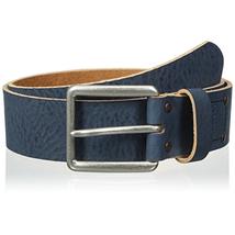 Dây lưng nam Tommy Hilfiger Men's Casual Belt With Copper Metal Studs, Navy,size 40,size 38_11TL02X082_D1