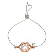 Swarovski Humanist Compass Rhodium Bracelet 5353211
