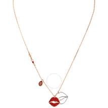 Swarovski Mine Lip Necklace 5409468
