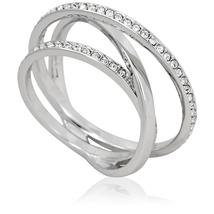 Swarovski Spiral Ring Mini - Size 7 5071169