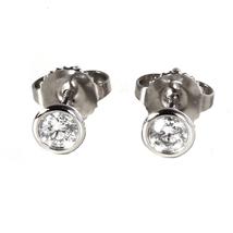 Tiffany & Co. Ladies Elsa Peretti Diamonds by the Yard Earrings 13034699