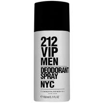 Carolina Herrera 212 Vip / Carolina Herrera Deodorant Spray 5.1 oz (150 ml) (m) 21VMDS5