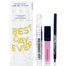 bareMinerals Bareminerals / Kiss Me, Its My Birthday 3 Pc Party-perfect Collection BARE21