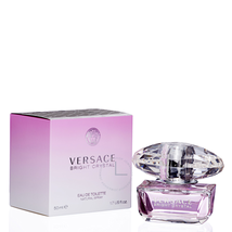 Versace Bright Crystal by Versace Eau de Toilette Spray for Women 1.7 Oz (W) BRCTS17