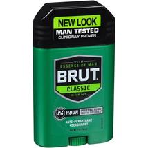Faberge Brut / Faberge Anti Perspirant Deodorant Stick 2.0 oz (m) BRTMD2-Q