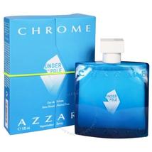 Azzaro Chrome Under The Pole / Azzaro EDT Spray 3.4 oz (100 ml) (m) UTPMTS34