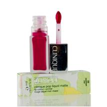 Clinique Clinique / Pop Liquid Matte Lip Colour + Primer 05 - Sweetheart Pop .20 oz CQPOPMLS14-Q