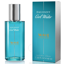 Davidoff Cool Water Wave / Davidoff EDT Spray 1.35 oz (40 ml) (w) COWTS13