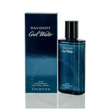 Davidoff Coolwater Men by Davidoff Deodorant Spray Glass 2.5 oz (m) COOMDS25