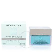 Givenchy Givenchy / Hydra Sparkling Rich Luminescence Moisturizing Cream 1.7 oz GIHYDSMOCR2