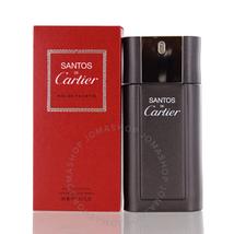 Cartier Santos by Cartier EDT Spray 3.3 oz SASMTS33