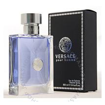 Versace Versace Signature Homme by Versace EDT Spray (blue / Silver) 3.3 oz (m) VSIMTS33