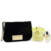 Versace Versace Yellow Diamond / Versace Travel Set (w) VYD7C