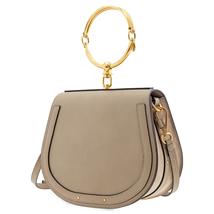 Chloe Ladies Gray Nile Med Bracelet Bag CHC17US300HEU23W