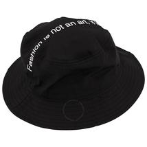 "F.A.M.T. Unisex Hats Black Hat ""Fashion Not An Art"" FAMTHAT Fashion"