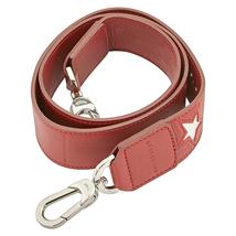 Longchamp Ladies Shoulder Strap Red Wine Shoulder Strap L7085737945
