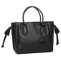 Longchamp Ladies Penelope Black Small Tote Bag L1294843001